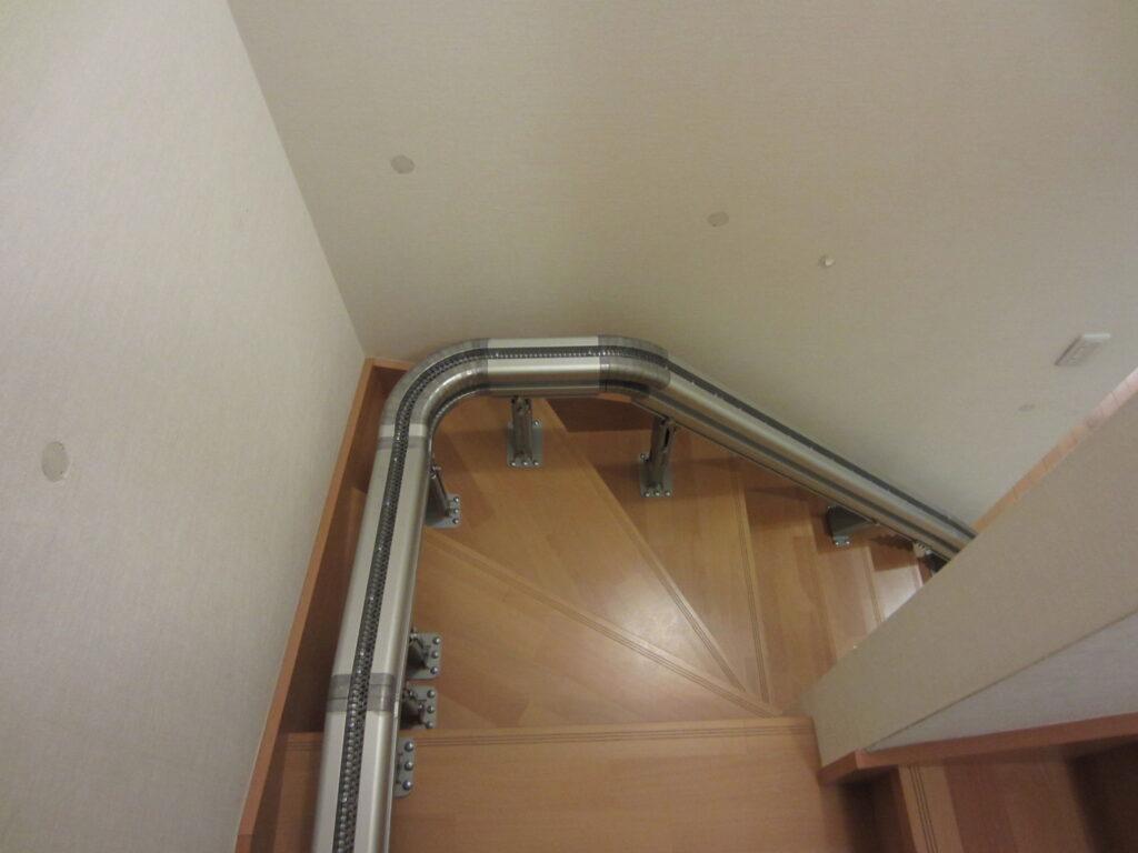 東京都Y様邸 階段昇降機UP