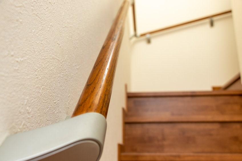 バリアフリー住宅で要となる階段の寸法とは