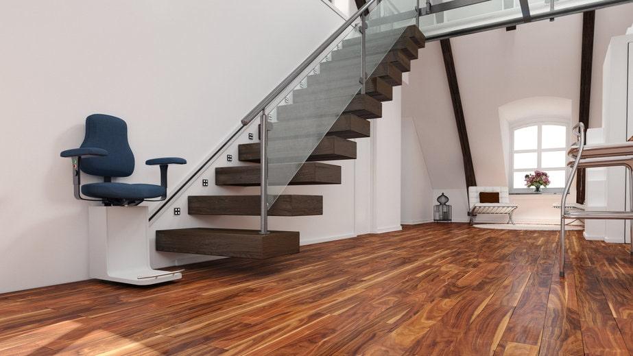 階段昇降機の設置に介護保険は適用される?